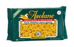LE ASOLANE CELLENTANI PASTA SENZA GLUTINE CON MAIS - 250 G