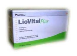 LIOVITAL PLUS INTEGRATORE ALIMENTARE TONICO ENERGETICO - 10 FIALE DA 10 ML