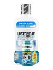 LISTERINE ADVANCED WHITE 500 ML + 95 ML GRATIS