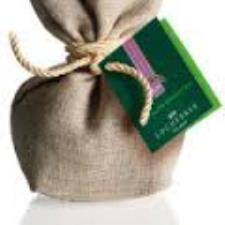 LOCHERBER HOME SACCHETTO BAULETTO - ABSOLUTE GREEN TEA
