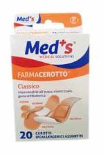 MED'S FARMACEROTTO CLASSICO - 20 CEROTTI ASSORTITI