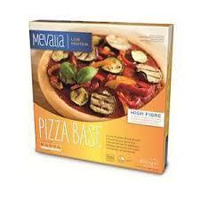 MEVALIA PIZZA BASE FONDI PER PIZZA APROTEICI 300 G