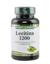 NATURE'S BOUNTY LECITINA 1200 100 PERLE SOFTGEL