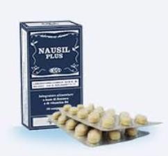 NAUSIL PLUS 30 COMPRESSE