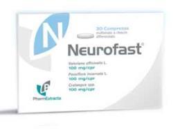 NEUROFAST INTEGRATORE ALIMENTARE UTILE IN CASO DI INSONNIA E DISTURBI NEUROVEGETATIVI - 30 COMPRESSE