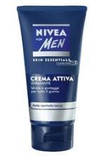 NIVEA FOR MEN CREMA IDRATANTE ATTIVA - 75 ML