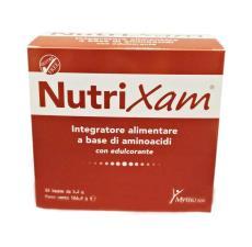 NUTRIXAM INTEGRATORE ALIMENTARE A BASE DI AMINOACIDI - 32 BUSTE DA 5,2 G