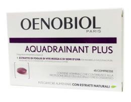 OENOBIOL AQUADRAINANT PLUS 45 COMPRESSE