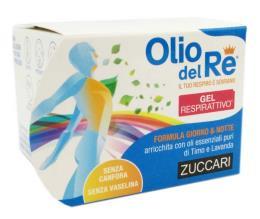 OLIO DEL RE GEL RESPIRATTIVO 50 ML