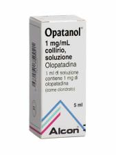 OPATANOL 1MG-ML COLLIRIO - 5 ML