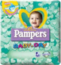 PAMPERS BABY DRY 4 - PANNOLINI MAXI 7-18 KG - 19 PEZZI