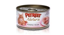 PETREET NATURA TONNO ROSA GR.85 - 24 PEZZI