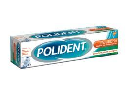 POLIDENT ADESIVO PER DENTIERE EQUILIBRIO 40 GR
