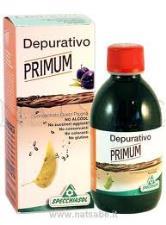 PRIMUM DEPURATIVO CONCENTRATO GUSTO PRUGNA FLACONE 250 ML