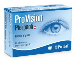 PROVISION DR PIERPAOLI 60 COMPRESSE DA 500 MG