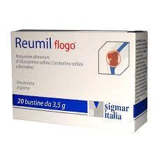 REUMIL FLOGO INTEGRATORE PER IL SISTEMA OSTEOARTICOLARE - 20 BUSTINE DA 3,5 G
