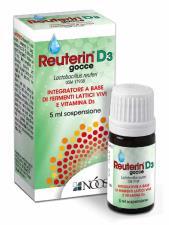 REUTERIN D3 GOCCE 5 ML