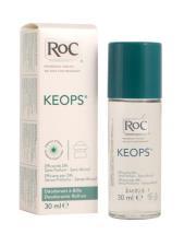 ROC KEOPS DEODORANTE ROLL ON 30 ML