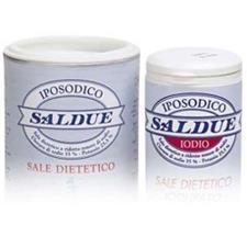 SALDUE SALIERA IODIO 125 gr