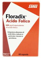SALUS FLORADIX ACIDO FOLICO 60 CAPSULE