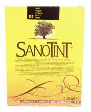 SANOTINT CLASSIC COLORE N 01 NERO 125 ML
