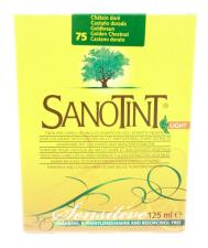 SANOTINT LIGHT SENSITIVE COLORE N 75 CASTANO DORATO 125 ML