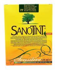 SANOTINT LIGHT SENSITIVE COLORE N 77 BIONDO SCURO DORATO 125 ML