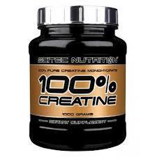 SCITEC NUTRITION 100x100 CREATINE - INTEGRATORE ALIMENTARE DI CREATINA - 1000 G