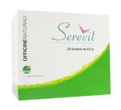 SEREVIT 20 BUSTINE DA 8 G