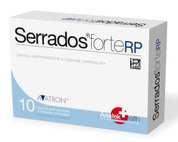 SERRADOS FORTE RP 10 CAPSULE