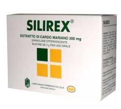 SILIREX INTEGRATORE ALIMENTARE PER LA FUNZIONALITA' DEL FEGATO - 30 BUSTINE