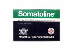 SOMATOLINE 0.1+0.3% EMULSIONE CUTANEA 30 BUSTINE