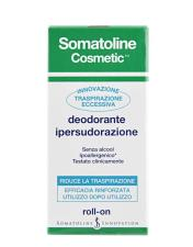 SOMATOLINE COSMETIC DEODORANTE IPERSUDORAZIONE ROLL ON 40 ML
