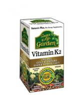 SOURCE OF LIFE GARDEN VITAMIN K2 60 CAPSULE
