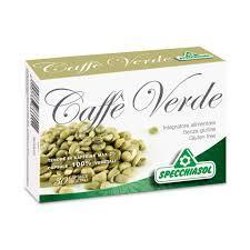 SPECCHIASOL CAFFE' VERDE - INTEGRATORE ALIMENTARE - 30 CAPSULE