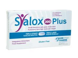 SYALOX 300 PLUS 20 COMPRESSE TRIPLO STRATO