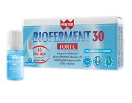 WINTER BIOFERMENT 30 FORTE 7 FLACONCINI DA 8 ML