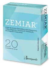 ZEMIAR 20 COMPRESSE